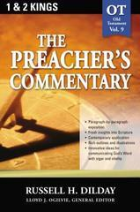 1 & 2 Kings The Preacher's Commentary Vol. 9