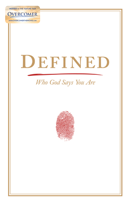 Defined: Who God Says You Are