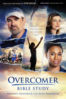 Overcomer - Bible Study Book