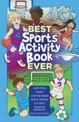 Best Sports Activity Book Ever