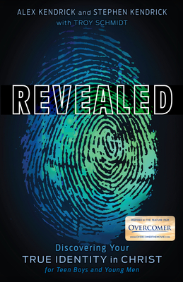Revealed: Discovering Your True Identity in Christ for Teen Boys and Young Men