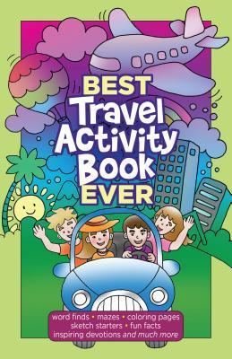 Best Travel Activity Book Ever