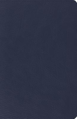 ESV Heirloom Thinline Bible (Goatskin, Blue)