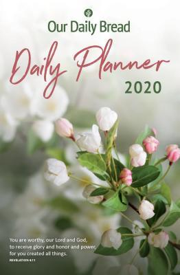 Our Daily Bread Daily Planner 2020