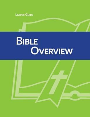 30-Lesson Bible Overview Leader Guide - Enduring Faith Confirmation Curriculum