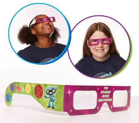 Vacation Bible School (Vbs) 2019 to Mars and Beyond Galaxy Glasses (Pkg of 6): Explore Where God's Power Can Take You!