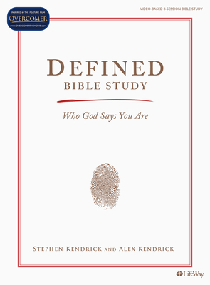 Defined - Bible Study Book: How God Has Identified You