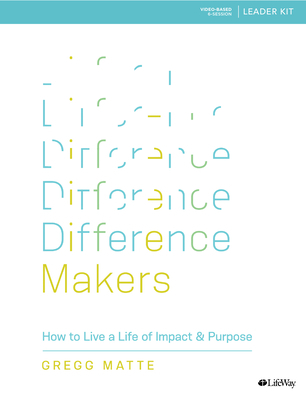 Difference Makers - Leader Kit