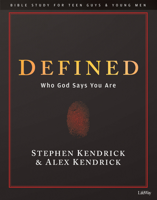 Defined - Teen Guys' Bible Study Leader Kit: Who God Says You Are