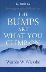 Bumps Are What You Can Climb On