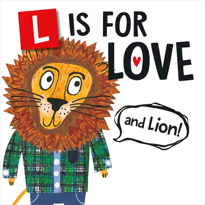 Flanimals: L Is for Love (and Lion!)
