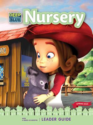 Deep Blue Nursery Leader Guide Spring 2020