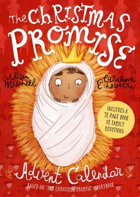 The Christmas Promise Advent Calendar: Includes 32-Page Book of Family Devotions