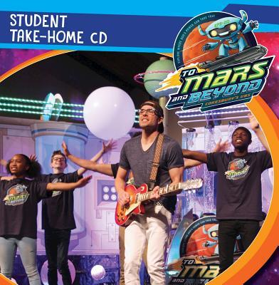 Vacation Bible School (Vbs) 2019 to Mars and Beyond Student Take-Home CD (Pkg of 6): Explore Where God's Power Can Take You!