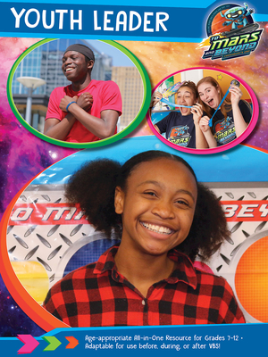 Vacation Bible School (Vbs) 2019 to Mars and Beyond Youth Leader Book: Explore Where God's Power Can Take You!