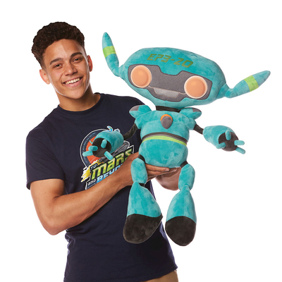 Vacation Bible School (Vbs) 2019 to Mars and Beyond Ep3-20 Robot Puppet: Explore Where God's Power Can Take You!