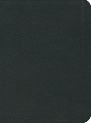 ESV Reformation Study Bible - Black, Seville Cowhide