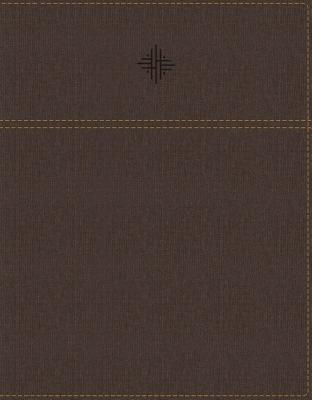 Nrsv, Journal the Word Bible, Leathersoft, Brown, Comfort Print