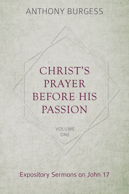 Christ's Prayer Before His Passion: Expository Sermons on John 17