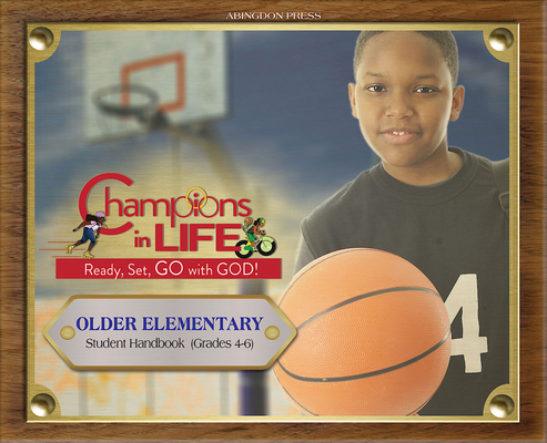 Vacation Bible School (Vbs) 2020 Champions in Life Older Elementary Student Handbook (Grades 4-6) (Pkg of 6): Ready, Set, Go with God!
