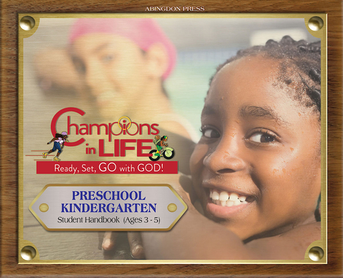 Vacation Bible School (Vbs) 2020 Champions in Life Preschool/Kindergarten Student Handbook (Ages 3-5) (Pkg of 6): Ready, Set, Go with God!