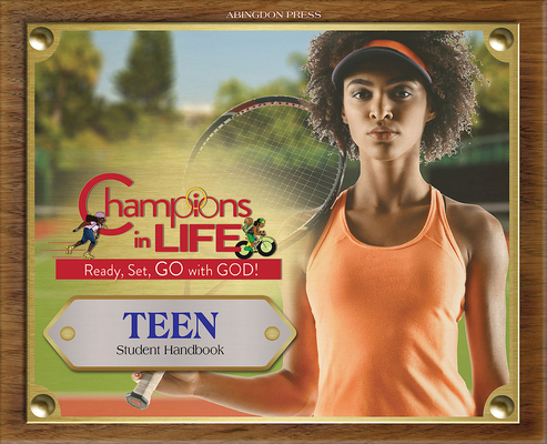 Vacation Bible School (Vbs) 2020 Champions in Life Teen Student Handbook: Ready, Set, Go with God!
