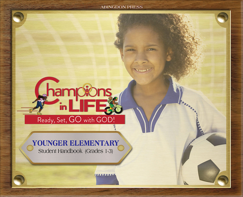 Vacation Bible School (Vbs) 2020 Champions in Life Younger Elementary Student Handbook (Grades 1-3) (Pkg of 6): Ready, Set, Go with God!