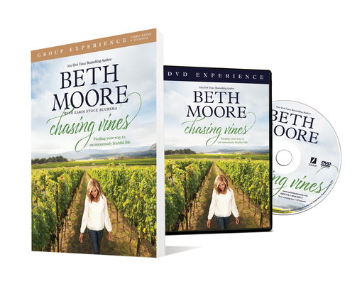 Chasing Vines Group Experience with DVD: Finding Your Way to an Immensely Fruitful Life