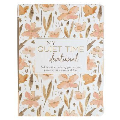 Devotional Softcover My Quiet Time