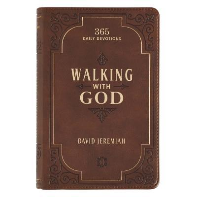 Devotional Luxleather Walking with God