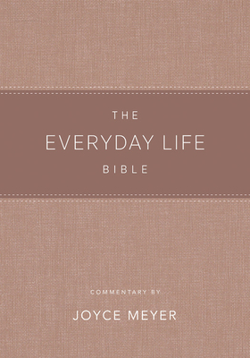 The Everyday Life Bible Blush Leatherluxe(r)