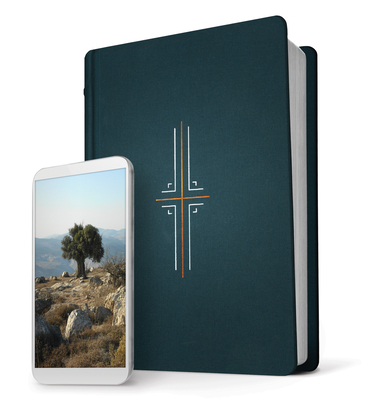 Filament Bible NLT (Hardcover Cloth, Midnight Blue, Indexed): The Print+digital Bible