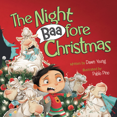 The Night Baafore Christmas