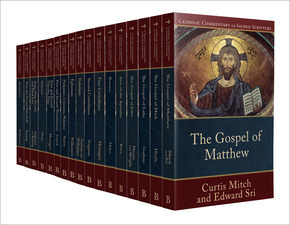 Catholic Commentary on Sacred Scripture New Testament Set