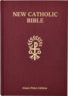 St. Joseph New Catholic Bible (Giant Type)