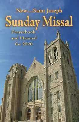 St. Joseph Missal Annual 2020 Canadian Edition: Prayerbook and Hymnal for 2020 Canada