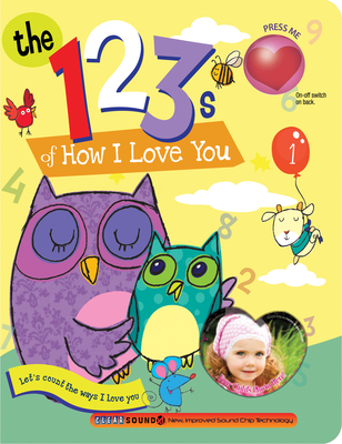 The 123s of How I Love You