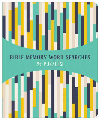Bible Memory Word Searches: 99 Puzzles!