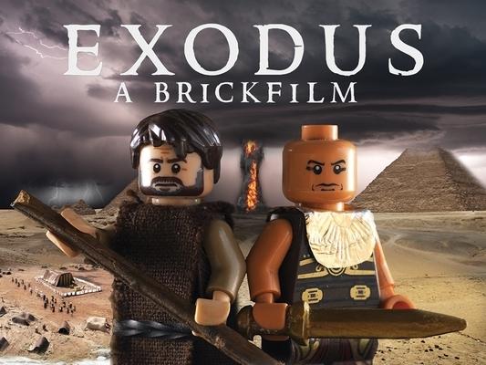 DVD-Exodus-A Brickfilm