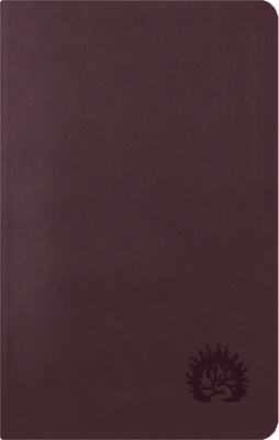 ESV Reformation Study Bible, Condensed Edition - Plum, Leather-Like