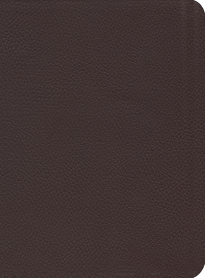 ESV Reformation Study Bible - Burgundy, Seville Cowhide
