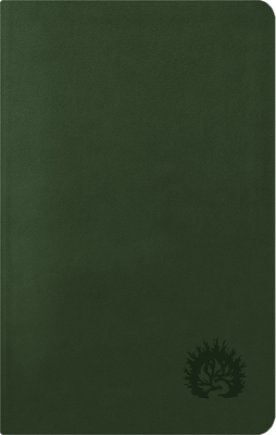 ESV Reformation Study Bible, Condensed Edition - Forest, Leather-Like