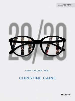 20/20 - Bible Study Book: Seen. Chosen. Sent