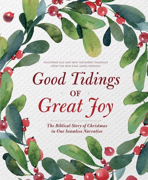 Good Tidings of Great Joy [HC]