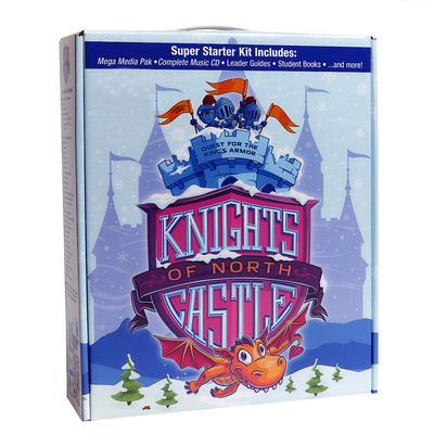 Vacation Bible School (Vbs) 2020 Knights of North Castle Super Starter Kit: Quest for the King's Armor