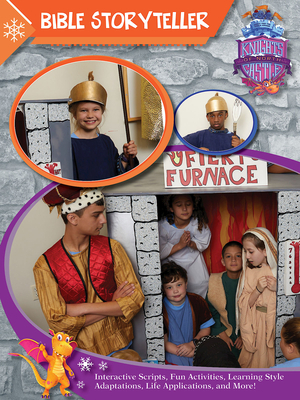 Vacation Bible School (Vbs) 2020 Knights of North Castle Bible Storyteller: Quest for the King's Armor