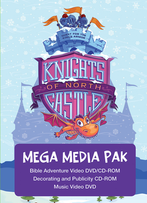 Vacation Bible School (Vbs) 2020 Knights of North Castle Mega Media Pak: Quest for the King's Armor