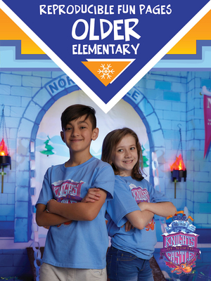 Vacation Bible School (Vbs) 2020 Knights of North Castle Older Elem Reproducible Fun Pages (Grades 3 & Up): Quest for the King's Armor