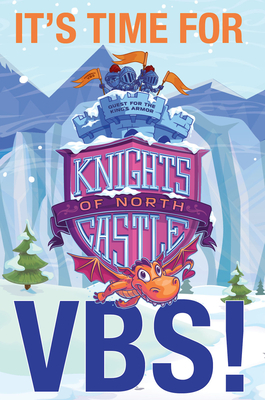 Vacation Bible School (Vbs) 2020 Knights of North Castle Invitation Postcards (Pkg of 24): Quest for the King's Armor
