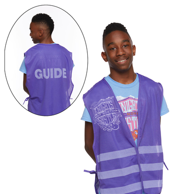 Vacation Bible School (Vbs) 2020 Knights of North Castle Guide Vest: Quest for the King's Armor